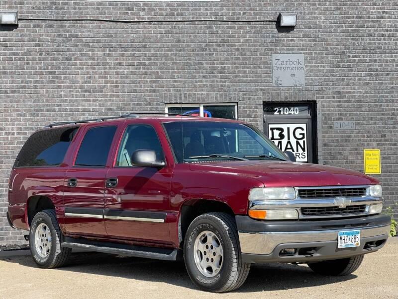 2005 Chevrolet Suburban for sale at Big Man Motors in Farmington MN