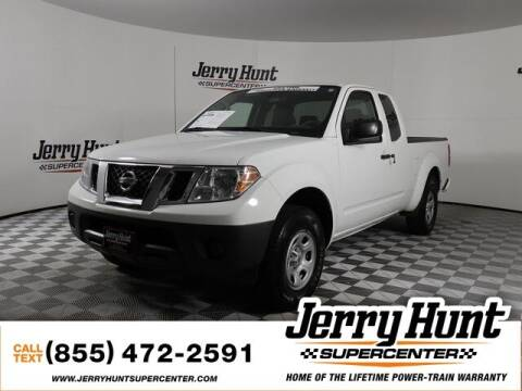 2018 Nissan Frontier for sale at Jerry Hunt Supercenter in Lexington NC