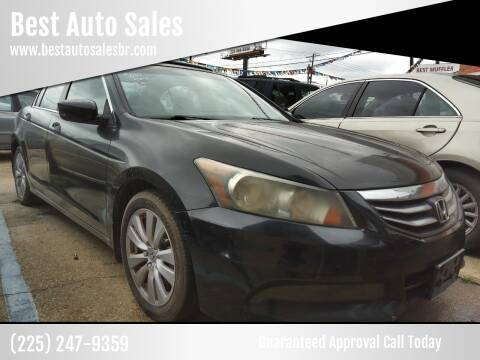 2010 Honda Accord for sale at Best Auto Sales in Baton Rouge LA