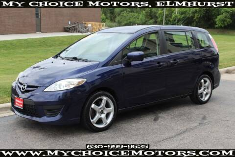 2010 Mazda MAZDA5 for sale at Your Choice Autos - My Choice Motors in Elmhurst IL