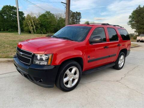 2007 Chevrolet Tahoe for sale at Two Brothers Auto Sales in Loganville GA