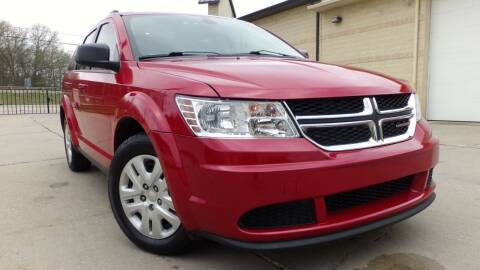 2018 Dodge Journey for sale at Prudential Auto Leasing in Hudson OH
