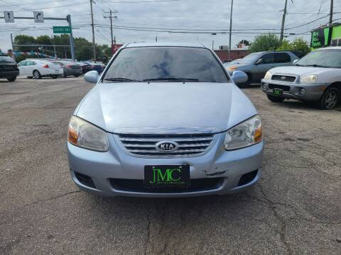 2007 Kia Spectra for sale at Johnny's Motor Cars in Toledo OH