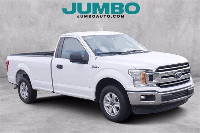 2019 Ford F-150 for sale at Jumbo Auto & Truck Plaza in Hollywood FL
