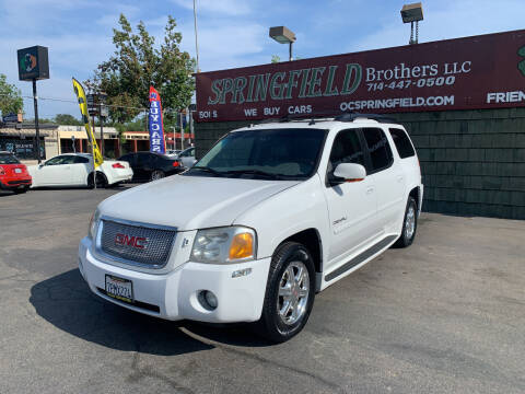 2005 GMC Envoy XL for sale at SPRINGFIELD BROTHERS LLC in Fullerton CA