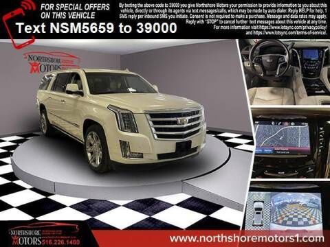 2015 Cadillac Escalade ESV for sale at Sunrise Auto Outlet in Amityville NY