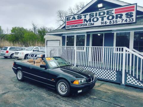 1998 BMW 3 Series for sale at EASTSIDE MOTORS in Tulsa OK