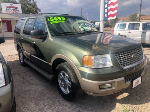 2004 Ford Expedition for sale at Senor Coche Auto Sales in Las Cruces NM