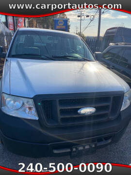 2006 Ford F-150 for sale at Car Port Auto Sales, INC in Laurel MD