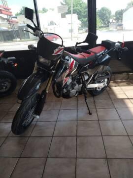 2021 Suzuki DR-Z400SMM1 for sale at Suzuki of Tulsa in Tulsa OK