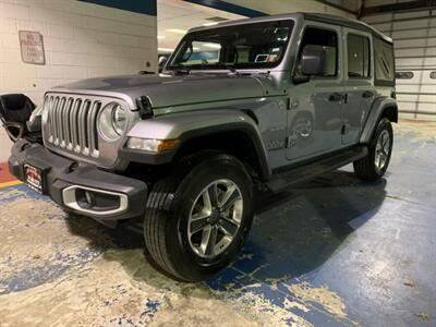 2020 Jeep Wrangler Unlimited for sale at Millennium Auto Group in Lodi NJ