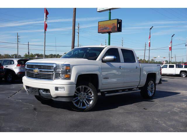 2015 Chevrolet Silverado 1500 for sale at Maroney Auto Sales in Humble TX