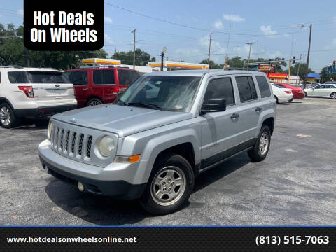 2011 Jeep Patriot for sale at Hot Deals On Wheels in Tampa FL
