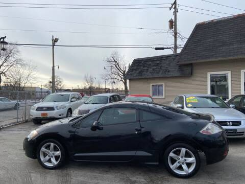 2008 Mitsubishi Eclipse for sale at Global Auto Finance & Lease INC in Maywood IL