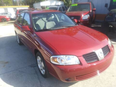 2004 Nissan Sentra for sale at QUALITY AUTO SALES OF FLORIDA in New Port Richey FL