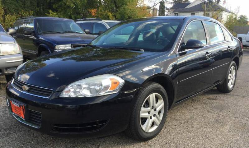 2007 Chevrolet Impala for sale at Knowlton Motors, Inc. in Freeport IL