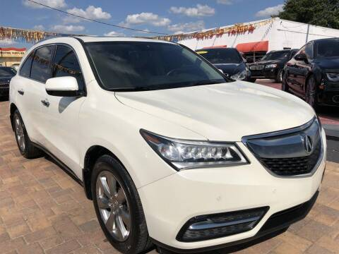 2014 Acura MDX for sale at Cars of Tampa in Tampa FL