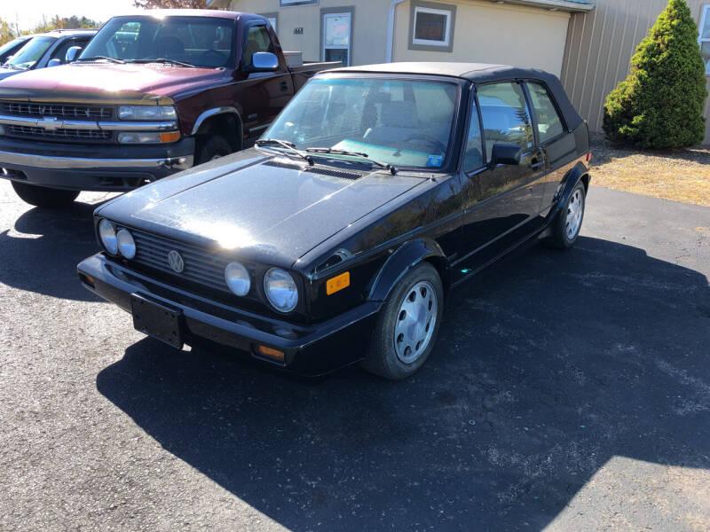 1990 Volkswagen Cabriolet for sale in Ontario, NY