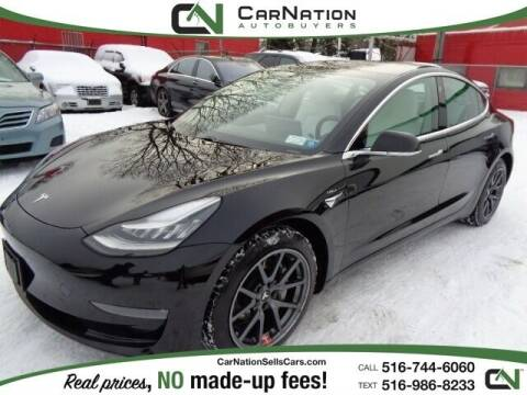 2019 Tesla Model 3 for sale at CarNation AUTOBUYERS Inc. in Rockville Centre NY