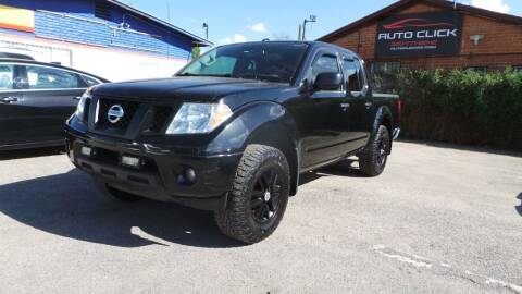 2018 Nissan Frontier for sale at Auto Click in Tucson AZ