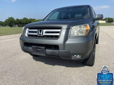 2008 Honda Pilot for sale at Destin Motors in Plano TX
