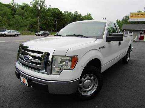 2010 Ford F-150 for sale at Guarantee Automaxx in Stafford VA