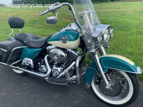 2009 Harley-Davidson ROAD KING CLASSIC for sale at INTEGRITY CYCLES LLC in Columbus OH
