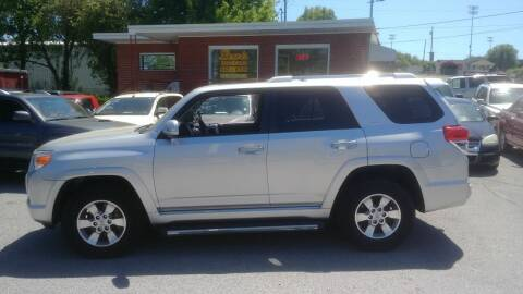 2012 Toyota 4Runner for sale at Lewis Used Cars in Elizabethton TN