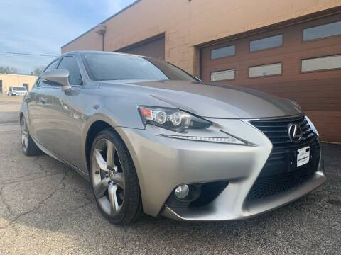 2014 Lexus IS 350 for sale at Martys Auto Sales in Decatur IL