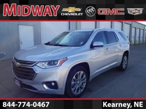 2019 Chevrolet Traverse for sale at Heath Phillips in Kearney NE