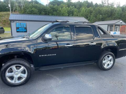 2007 Chevrolet Avalanche for sale at Elite Auto Brokers in Lenoir NC