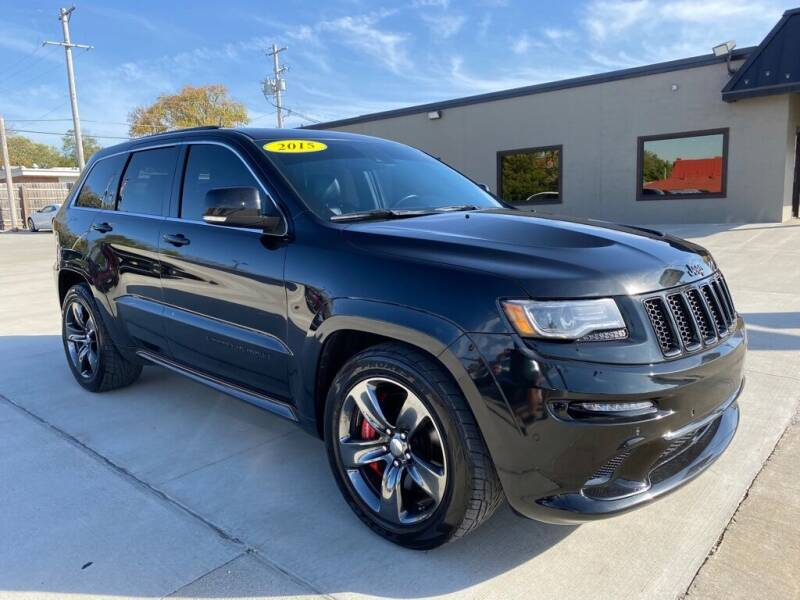 2015 Jeep Grand Cherokee for sale at Tigerland Motors in Sedalia MO