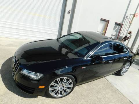 2014 Audi A7 for sale at Conti Auto Sales Inc in Burlingame CA