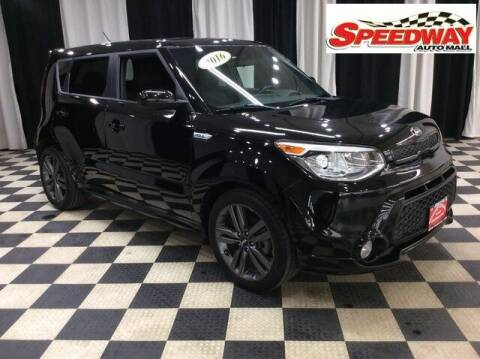 2016 Kia Soul for sale at SPEEDWAY AUTO MALL INC in Machesney Park IL