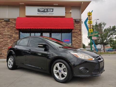 2014 Ford Focus for sale at 719 Automotive Group in Colorado Springs CO