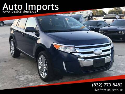 2012 Ford Edge for sale at Auto Imports in Houston TX