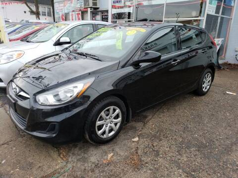 2012 Hyundai Accent for sale at Devaney Auto Sales & Service in East Providence RI