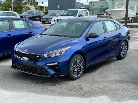 2021 Kia Forte for sale at Key West Kia in Key West Or Marathon FL