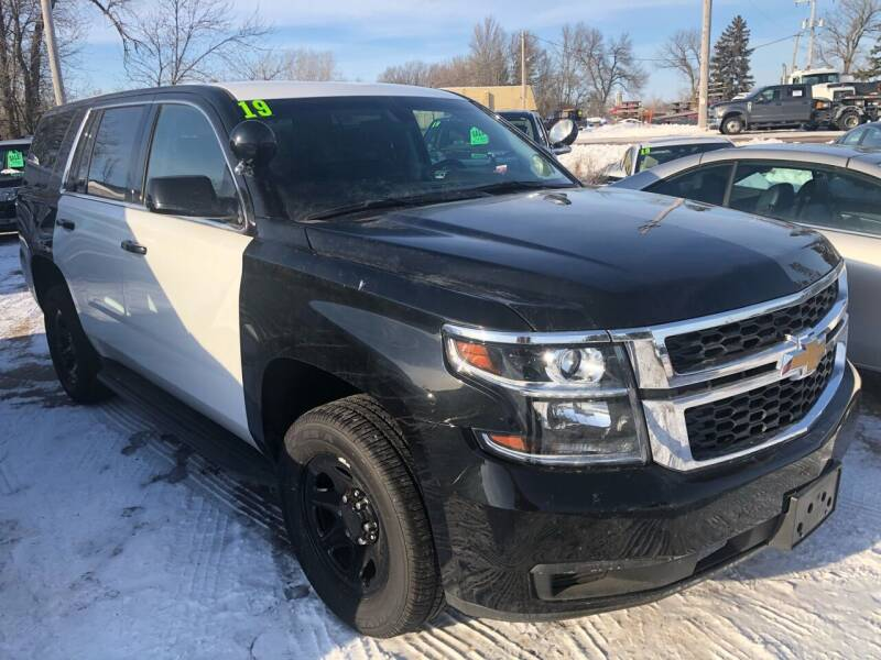 2019 Chevrolet Tahoe for sale at SUNSET CURVE AUTO PARTS INC in Weyauwega WI