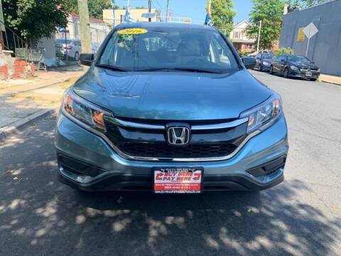 2016 Honda CR-V for sale at Buy Here Pay Here Auto Sales in Newark NJ