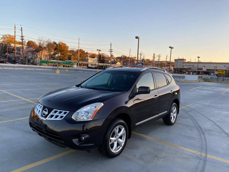 2011 Nissan Rogue for sale at JG Auto Sales in North Bergen NJ