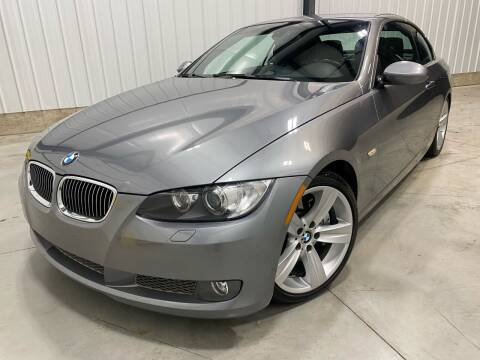 2007 BMW 3 Series for sale at EUROPEAN AUTOHAUS, LLC in Holland MI
