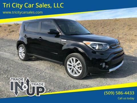 2018 Kia Soul for sale at Tri City Car Sales, LLC in Kennewick WA