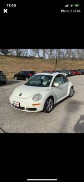 2008 Volkswagen New Beetle for sale at Euroasian Auto Inc in Wichita KS
