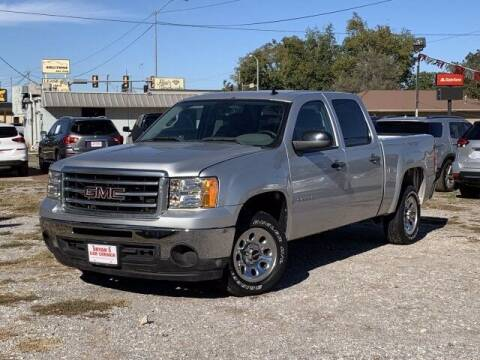 2013 GMC Sierra 1500 for sale at Bryans Car Corner in Chickasha OK