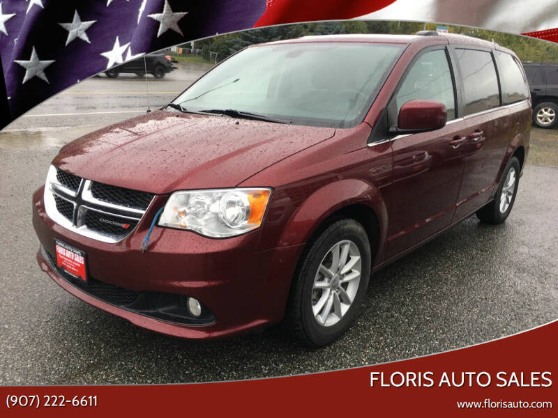 2019 Dodge Grand Caravan for sale at FLORIS AUTO SALES in Anchorage AK