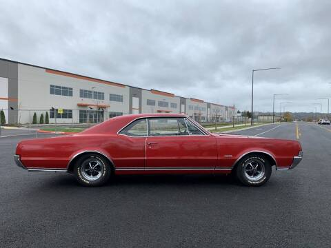 1967 Oldsmobile Cutlass for sale at Classic Car Addiction in Marysville WA