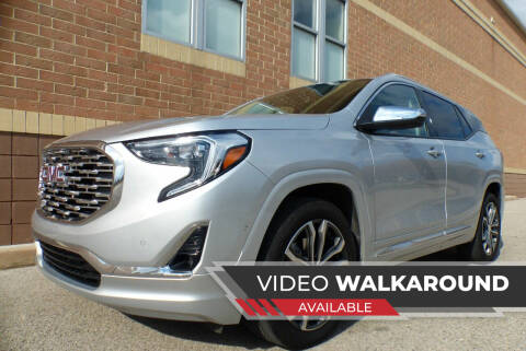 2020 GMC Terrain for sale at Macomb Automotive Group in New Haven MI