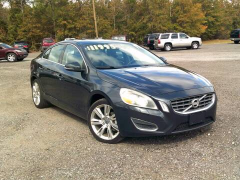 2012 Volvo S60 for sale at Let's Go Auto Of Columbia in West Columbia SC