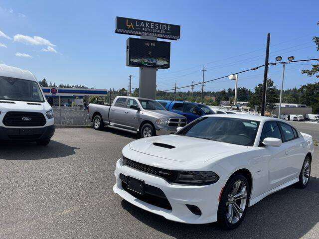 2021 Dodge Charger for sale at Lakeside Auto in Lynnwood WA